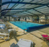 camping piscine chauffee trevou