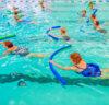 camping piscine couverte aquagym bretagne