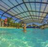 camping piscine familiale enfant trevou